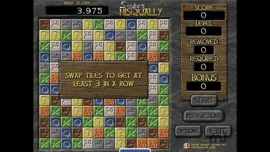 Super Nisqually for Mac - review, screenshots