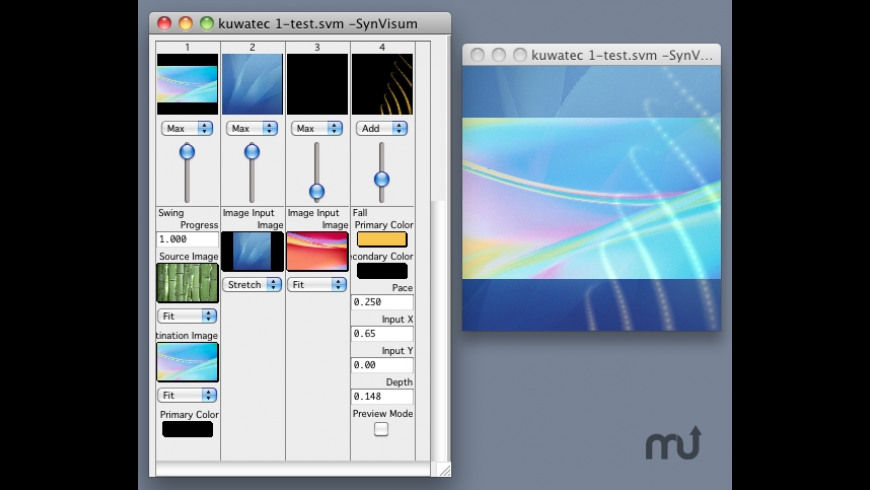 SynVisum for Mac - review, screenshots