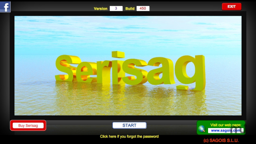 Serisag for Mac - review, screenshots