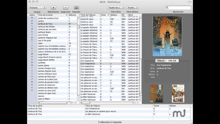 iBede for Mac - review, screenshots