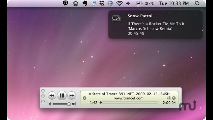iCue for Mac - review, screenshots