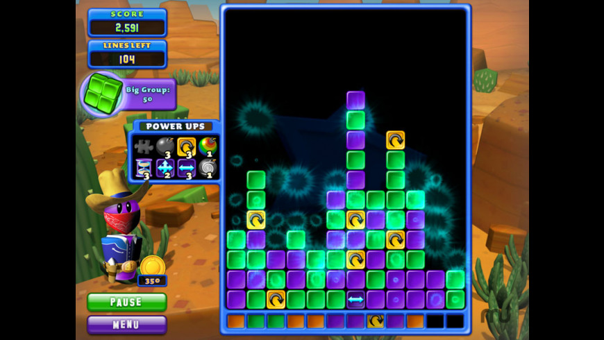 Super Collapse 4 for Mac - review, screenshots