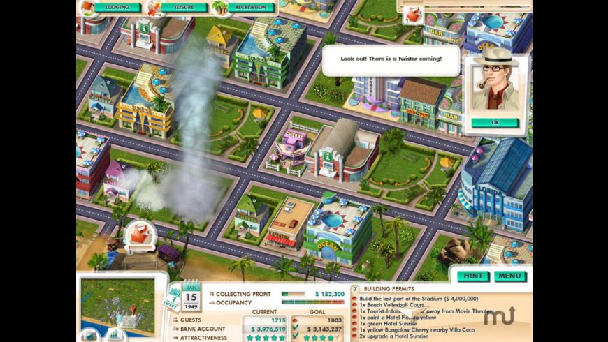 Build It! Miami Beach Resort  for Mac - review, screenshots