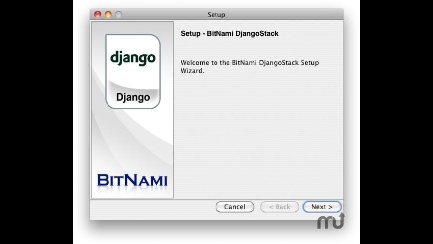 BitNami DjangoStack for Mac - review, screenshots