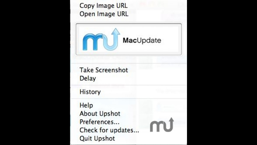Upshot for Mac - review, screenshots
