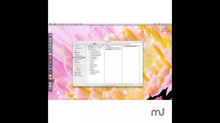 DesktopRecorder for Mac - review, screenshots