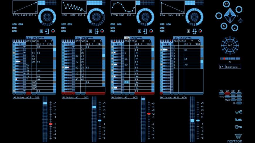 Nortron for Mac - review, screenshots