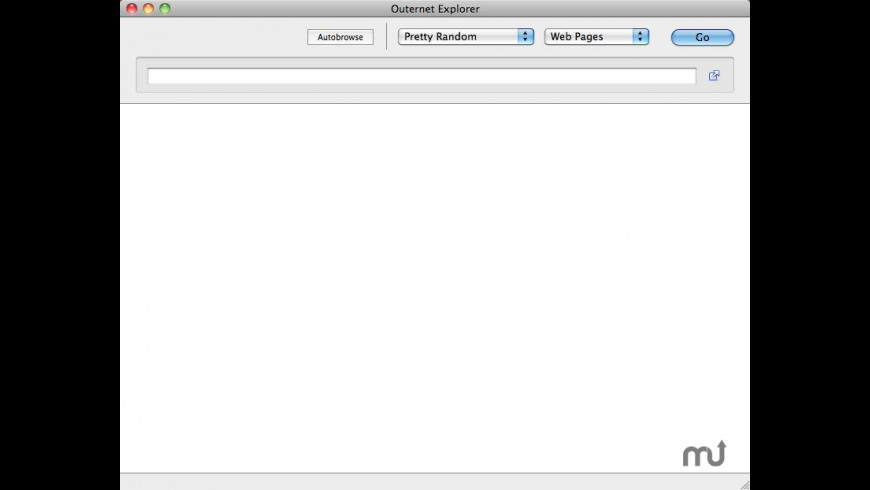 Outernet Explorer for Mac - review, screenshots