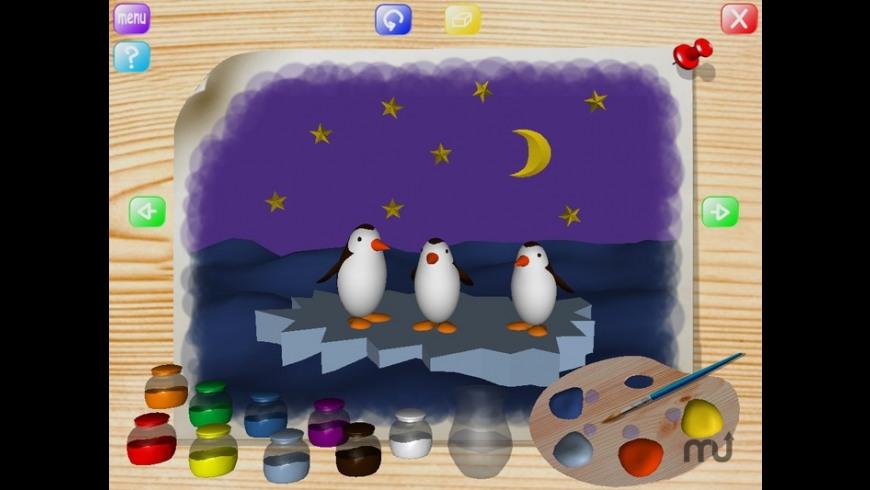 Animals Coloring Book for Mac - review, screenshots