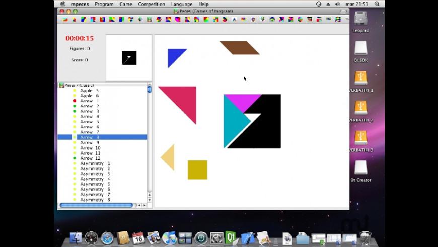 MPeces for Mac - review, screenshots