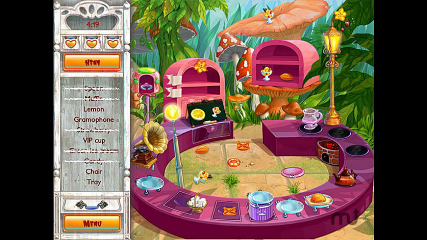 Alice\'s Tea Cup Madness for Mac - review, screenshots