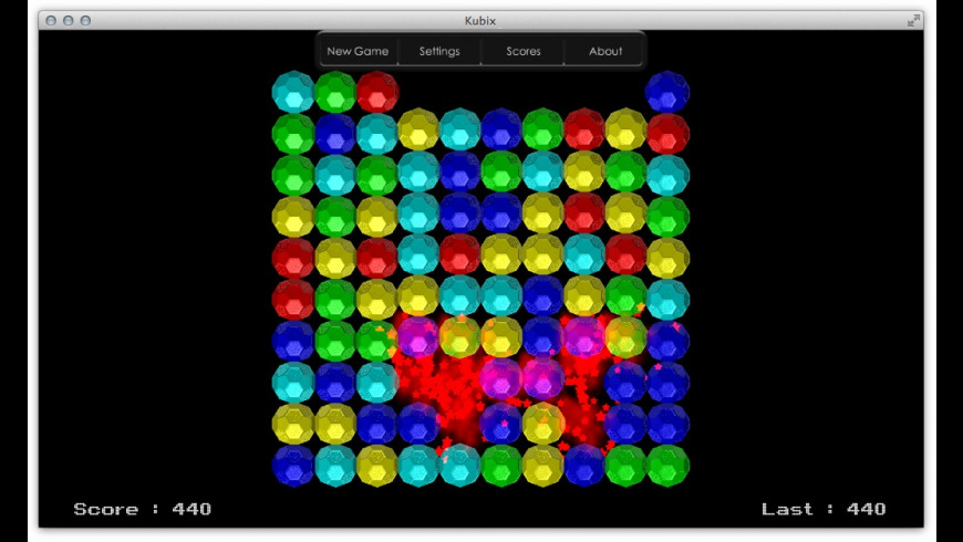 Kubix for Mac - review, screenshots