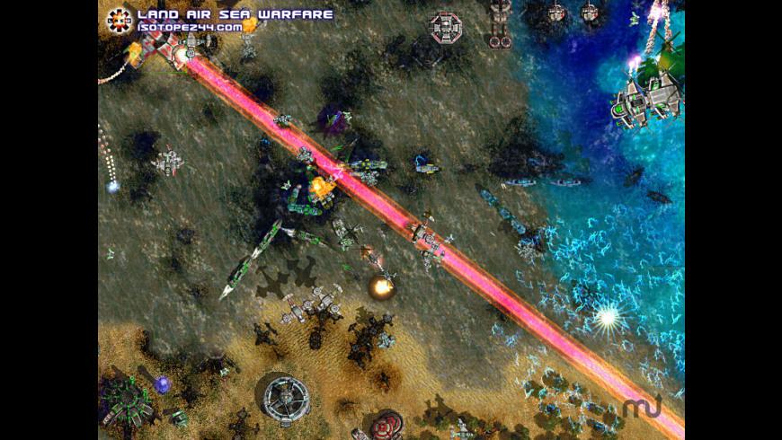 Land Air Sea Warfare for Mac - review, screenshots