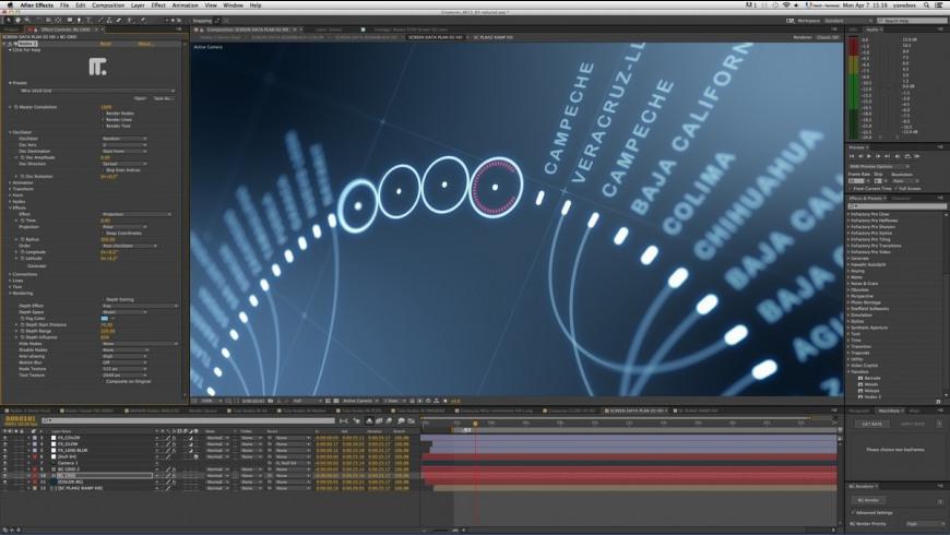 Nodes for Mac - review, screenshots