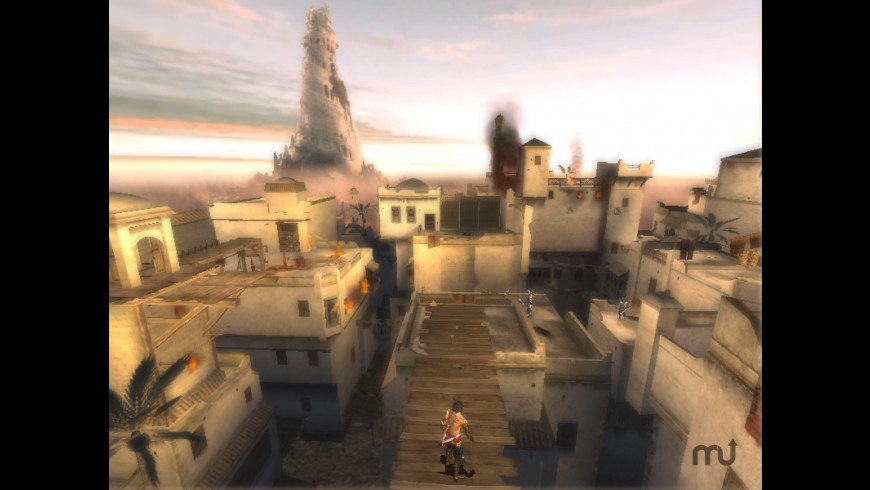 Prince of Persia: The Two Thrones for Mac - review, screenshots