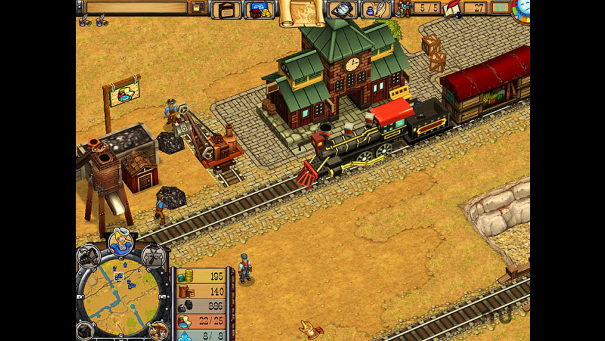 Westward IV: All Aboard for Mac - review, screenshots