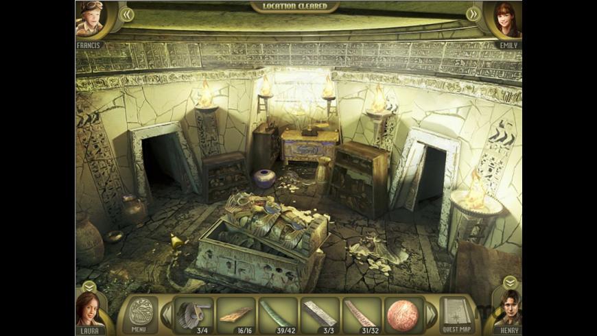 Escape The Lost Kingdom for Mac - review, screenshots
