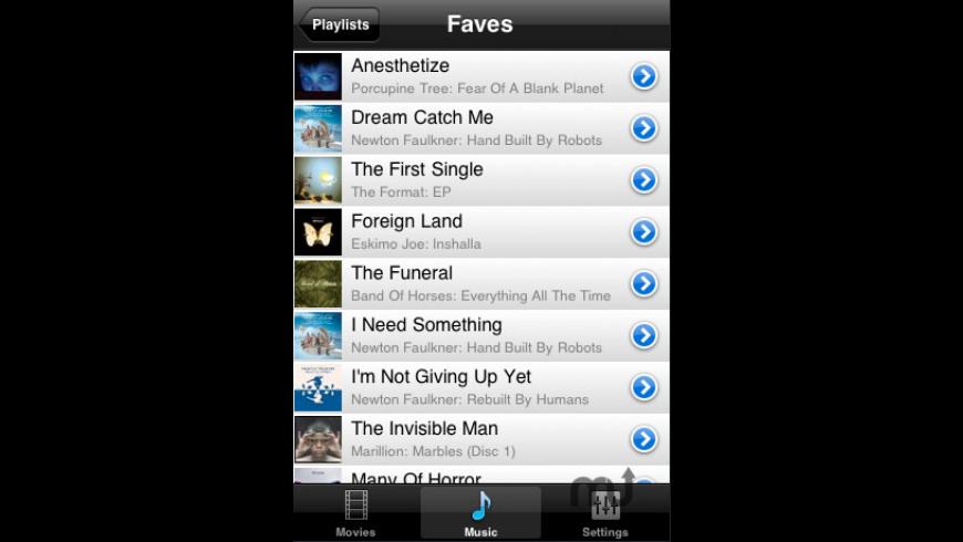 Rivet for iPhone for Mac - review, screenshots