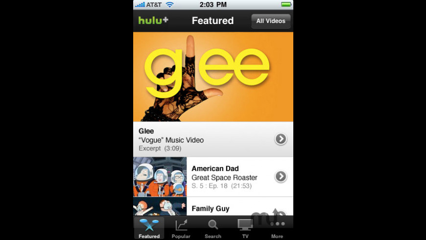 Hulu Plus 2 0 Free Download for Mac | MacUpdate