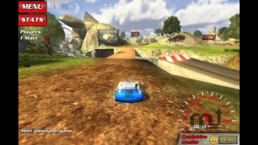 3D Crashdrive for Mac - review, screenshots
