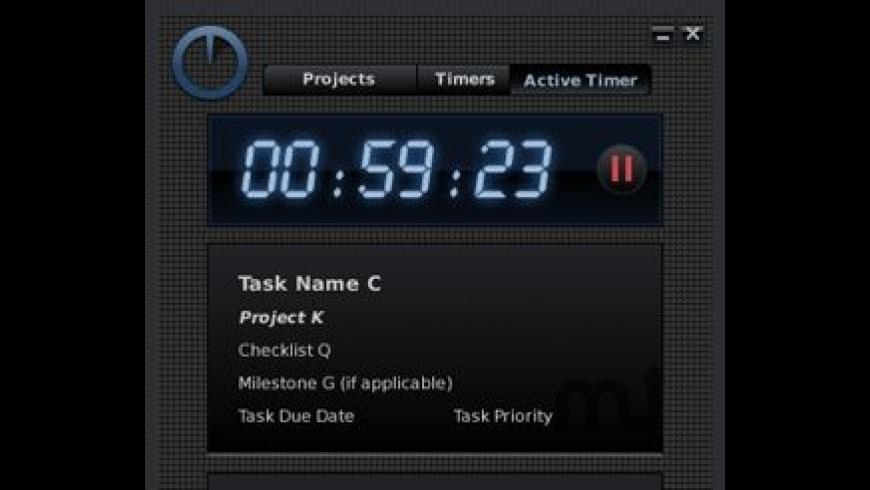 TimeThis for Mac - review, screenshots