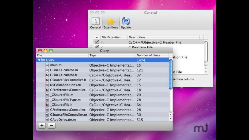 Glory for Mac - review, screenshots