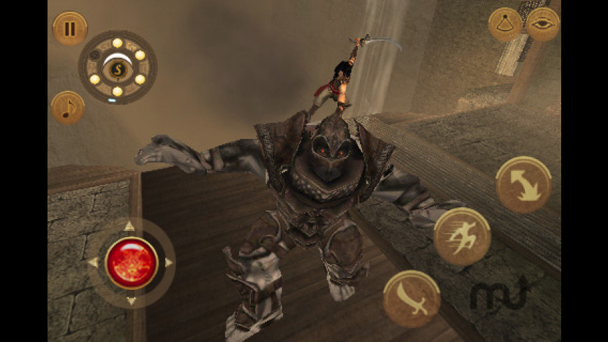 Prince of Persia: Warrior Within for Mac - review, screenshots