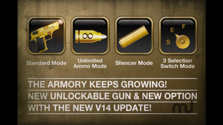i-Gun Ultimate for Mac - review, screenshots