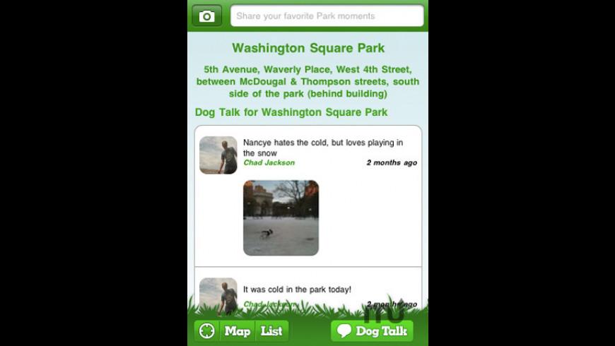Hey Walkies for Mac - review, screenshots