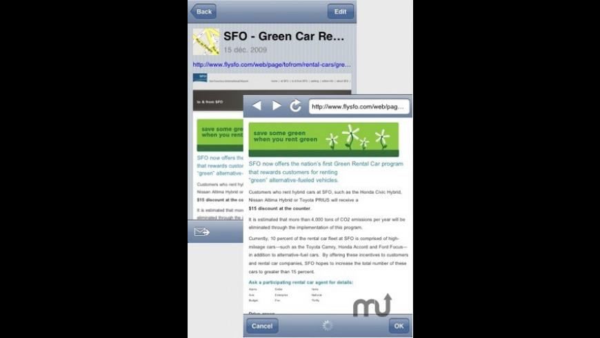 YouNote for Mac - review, screenshots