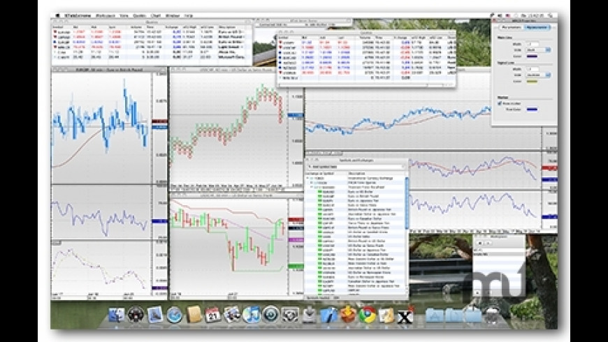 XTick for Mac - review, screenshots