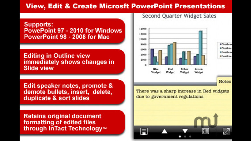 Documents To Go Premium - Office Suite for Mac - review, screenshots