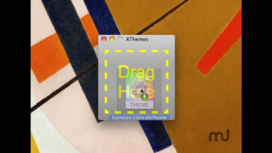 XThemes for Mac - review, screenshots