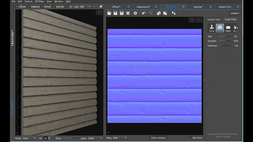 PixPlant for Mac - review, screenshots