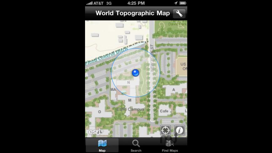 ArcGIS for Mac - review, screenshots