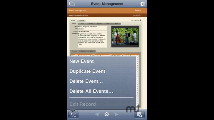 FileMaker Go for Mac - review, screenshots