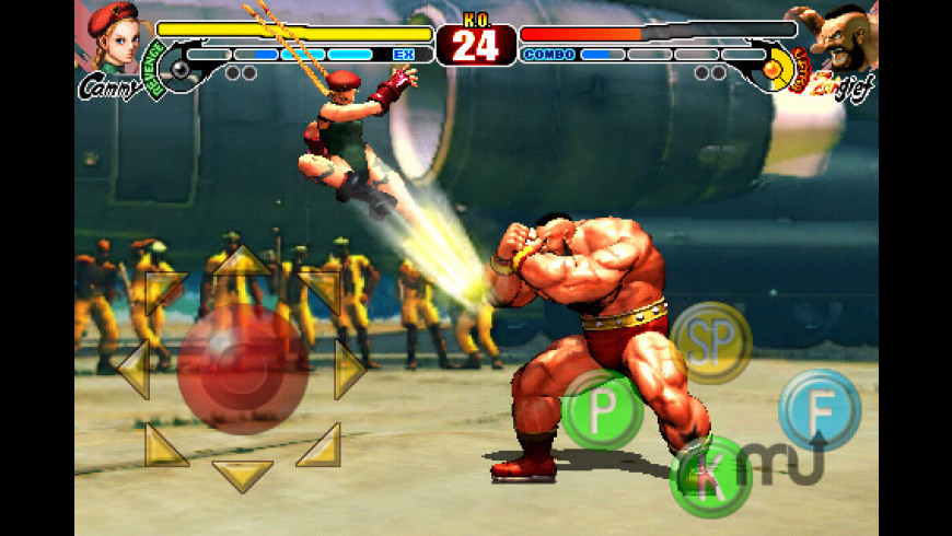 STREET FIGHTER IV for Mac - review, screenshots