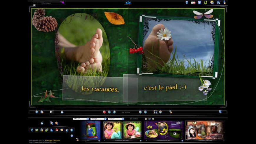 PhotosArtist-Vertige for Mac - review, screenshots