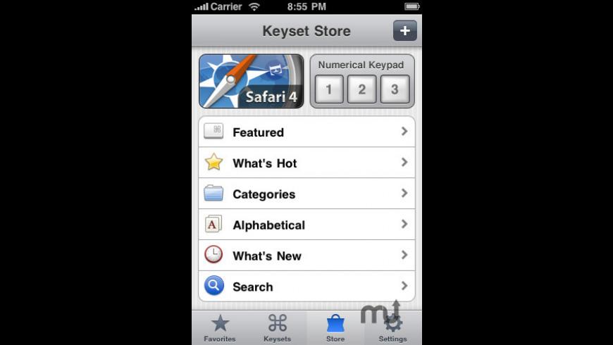Keymote for Mac - review, screenshots