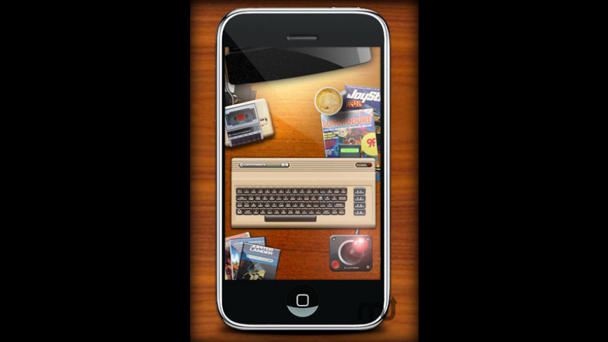 Commodore 64 for Mac - review, screenshots