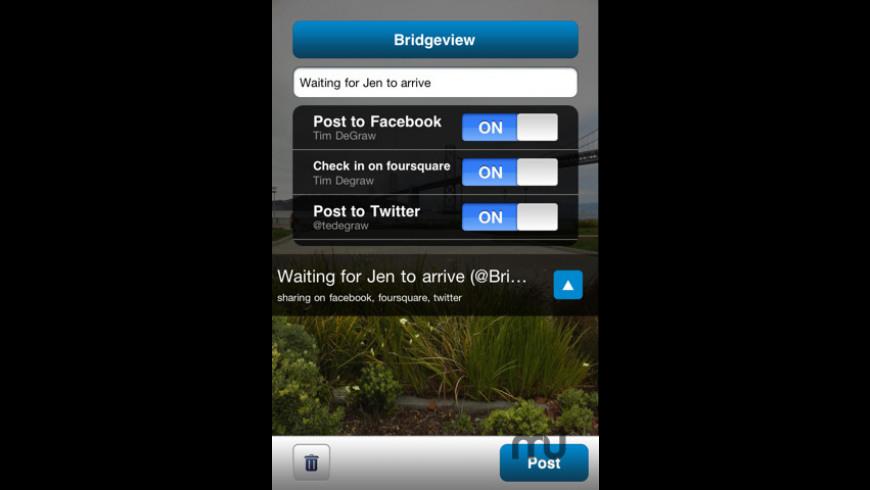 picplz for Mac - review, screenshots