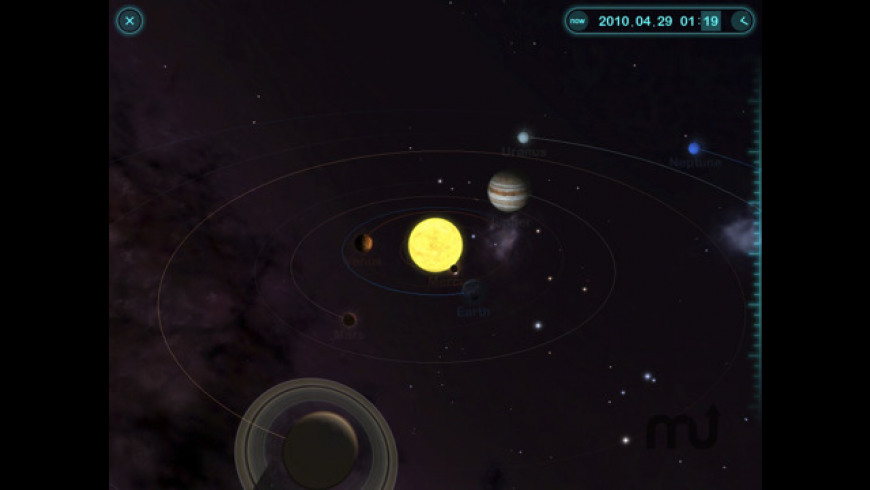 Solar Walk for Mac - review, screenshots
