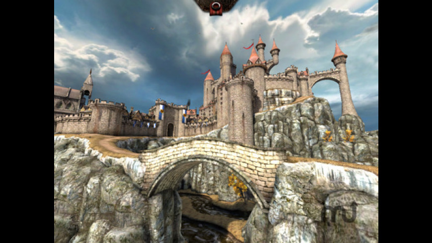 Epic Citadel for Mac - review, screenshots