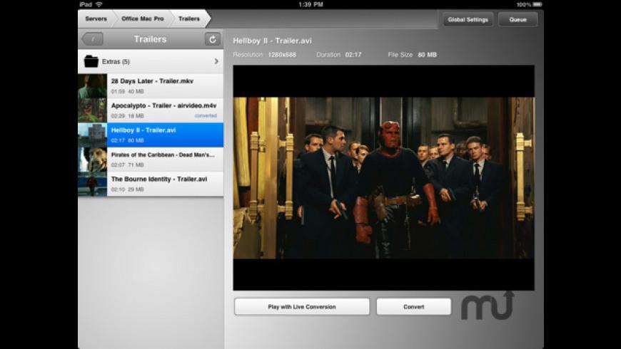 Air Video for Mac - review, screenshots