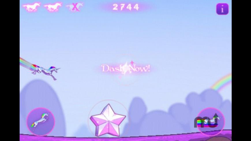 Robot Unicorn Attack for Mac - review, screenshots