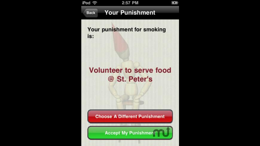 Kick the Habit for Mac - review, screenshots