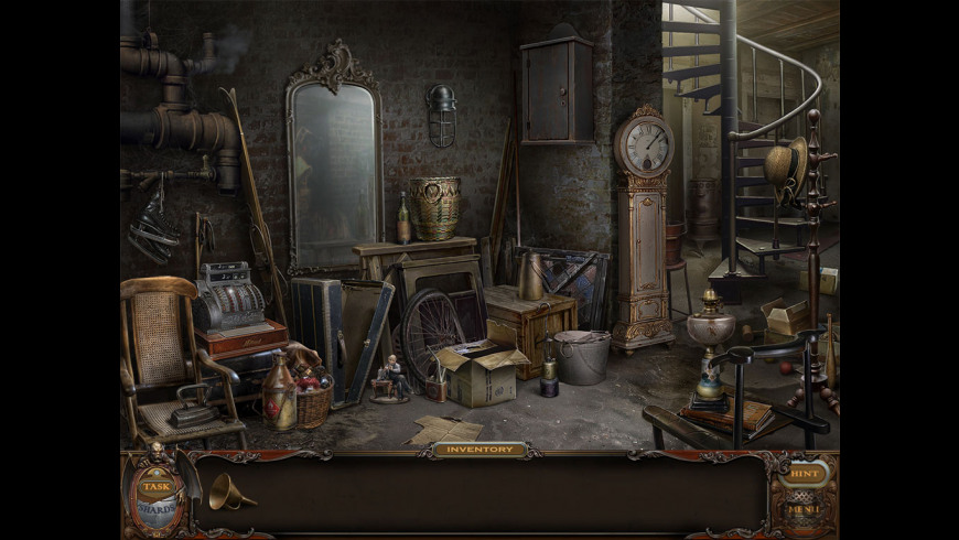 Haunted Manor: Lord of Mirrors for Mac - review, screenshots