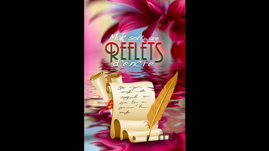 Reflets (Digital Ink) for Mac - review, screenshots