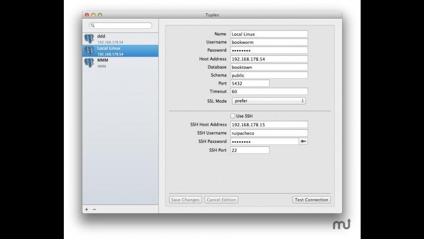 Tuples for Mac - review, screenshots
