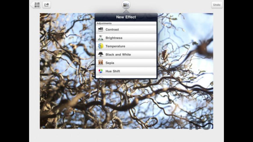 TouchUp for iPad for Mac - review, screenshots